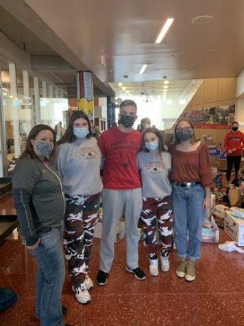 Day of Caring Food Drive is a Huge Success