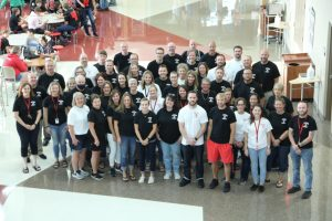 The 2021-2022 North Polk Staff team.