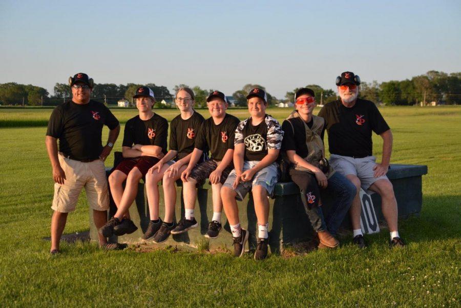 North Polk State Trap Meet team from 2019.