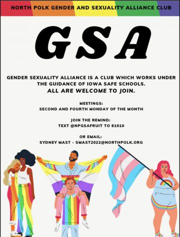 The GSA meets on the second and fourth Monday each month at 9:00 a.m.